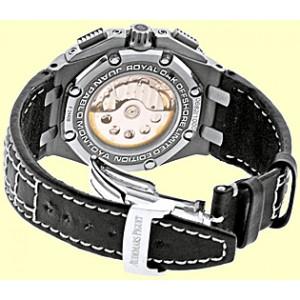 """Audemars Piguet """"Royal Oak Offshore Juan Pablo Montoya"""" Chronograph Titanium Watch"""
