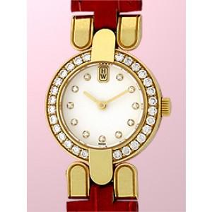 Harry Winston 18K Yellow Gold Strapwatch Womens Watch