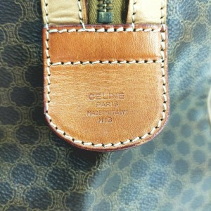 Celine Monogram Macadam Boston Duffle 857983