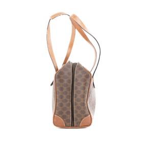 Céline Monogram Macadam Boston Satchel Bag 350cel224