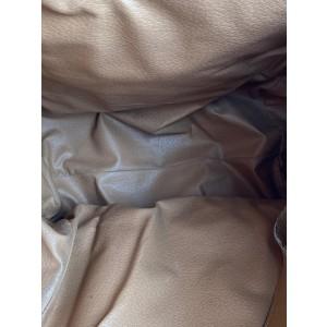 Céline Macadam Cabas Monogram Convertible Shopper Tote 5ce611 Brown Coated Canvas Hobo Bag