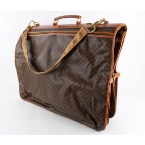 Céline Monogram Macadam GarmentTravel Bag with Strap 17cel1229