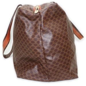 CELINE XL Monogram Macadam Travel Tote bag 862668
