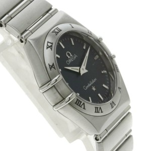 OMEGA Stainless Steel/Stainless Steel Constellation Watch