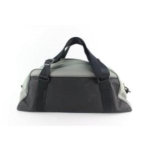 Chanel Duffle Sports Cc Logo Boston 10cz1217 Black Nylon Weekend/Travel Bag