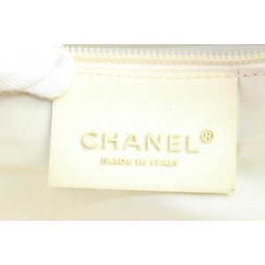 Chanel  Grey Sports Logo CC Boston Duffle Bag 1ch2lm