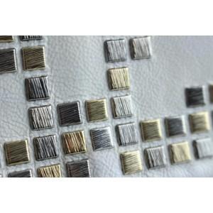 Chanel 23cr0315 White Leather Shoulder Bag
