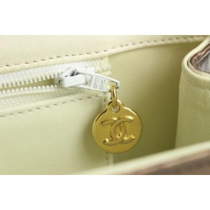 Chanel Bronze Quilted Moon Flap Chain Bag70cas423