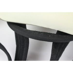 Chanel Grey Black CC Logo Sports Backpack 322cas517