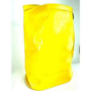 Chanel Bucket Hobo XL Waterproof 19cca69 Yellow Pvc Weekend/Travel Bag