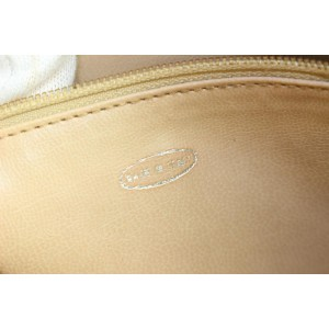 Chanel Nude Beige Quilted Lambskin Large Flap Bag 124cas429