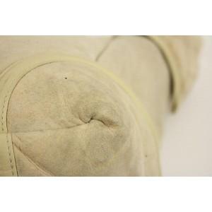 Chanel Convertible Fur Tote 37cca629 Beige Shearling Satchel