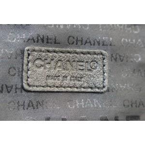 Chanel Black CC Logo Sports Boston Duffle Bag 879cas412