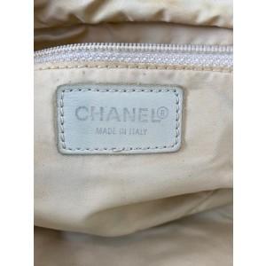 Chanel New Line Boston Bag Beige 858cca6