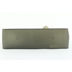Chanel Translucent Rubber Black/Grey Rubber Tote Bag 32cas422