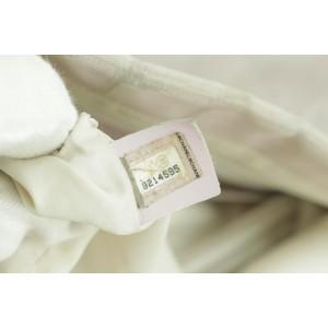 Chanel New Line Tote 7ck0108 Pink Canvas Shoulder Bag