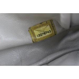 Salvatore Ferragamo Gancini 8m65 Black Patent Leather Backpack