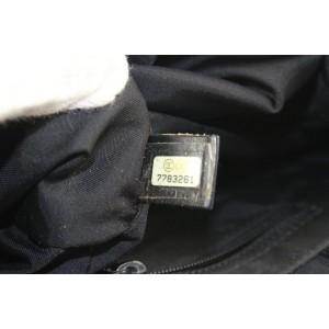 Chanel Black New Line Shopper tote bag 362cks225