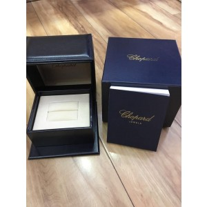 Chopard 18K White Gold Happy Sun Diamond Ring 826980 Size 6.75