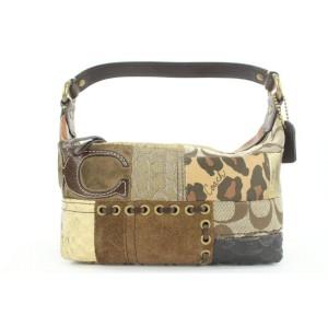 Coach F0793-40914 Gallery Patchwork Mini Hobo Bag 27coa114