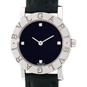 Bulgari Stainless Steel Womens Strapwatch