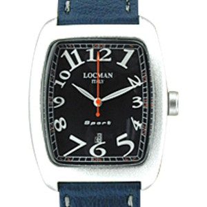 "Locman Aluminum ""Sport Tempo"" Strapwatch Mens Watch"