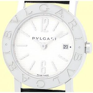 """Bulgari """"Bulgari -Bulgari """" Stainless Steel Strapwatch"""