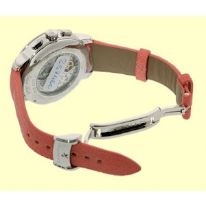 """Zenith """"Sea Star Open Chronograph"""" Stainless Steel Strapwatch"""