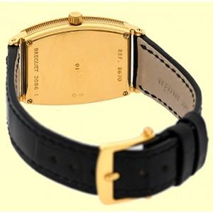 "Breguet ""Heritage"" 18K Yellow Gold Womens Strap Watch"