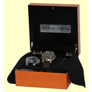 Panerai PAM 240 Luminor Marina Titanium Mens 44mm Watch