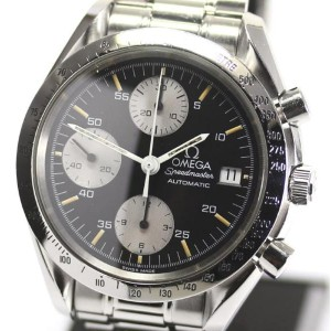 Omega Speedmaster Stainless Steel Automatic 39mm Mens Watch