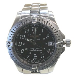 Breitling SuperOcean A64350 38mm Mens Watch
