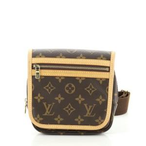 Louis Vuitton Bosphore Waist Bag Monogram Canvas