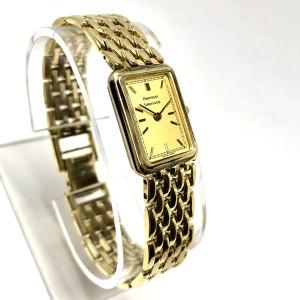 TIFFANY & CO. PORTFOLIO Gold Electroplated Steel Ladies Watch
