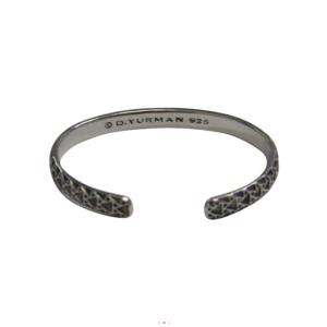 David Yurman Sterling Silver Frontier Bracelet