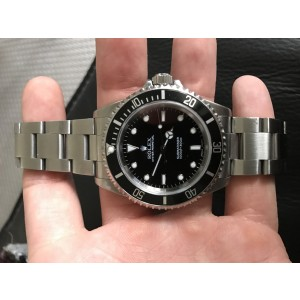 Rolex Submariner 14060M Stainless Steel 40mm Mens Watch