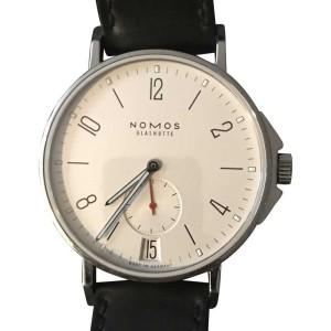 Nomos Glashutte Ahoi Datum 551 40.3mm Mens Watch