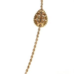 Boucheron Serpent Boheme Bracelet 18K Yellow Gold and Diamonds Small