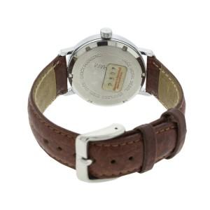 Waltham 1970 Date Blue Dial Steel Watch