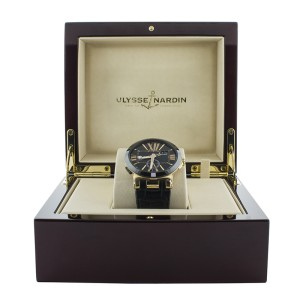 Ulysse Nardin Dual Time 246-00/42 Watch