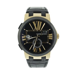 Ulysse Nardin Dual Time 246-00/42 Watch