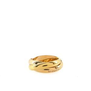 Cartier Les Must de Cartier Trinity Ring 18K Tricolor Gold 6.25 - 53