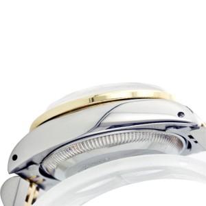 Rolex Datejust Two-Tone Jubilee Bracelet Diamond Dial and Bezel 36mm Watch