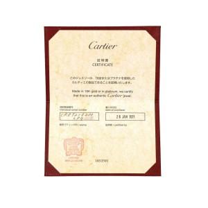 Cartier 18k gold Trinity Necklace