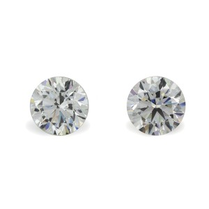 Diamond F/VS2 Earrings