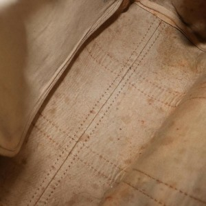Christian Dior Navy Monogram Trotter Boston Bag 862528