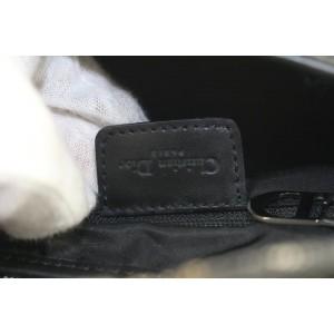 Dior Navy Blue Monogram Trotter Saddle Flap Bag 258da56