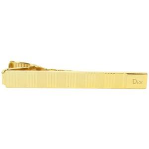 Dior Gold Tone Dior Hair or Tie Clip 2dr18