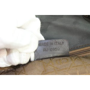 Dior Large Olive Green Quilted Cannage Lady Dior Shopper tote 905da413