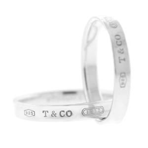 Tiffany & Co. 1837 Interlocking Circles Silver Ring/Pendant